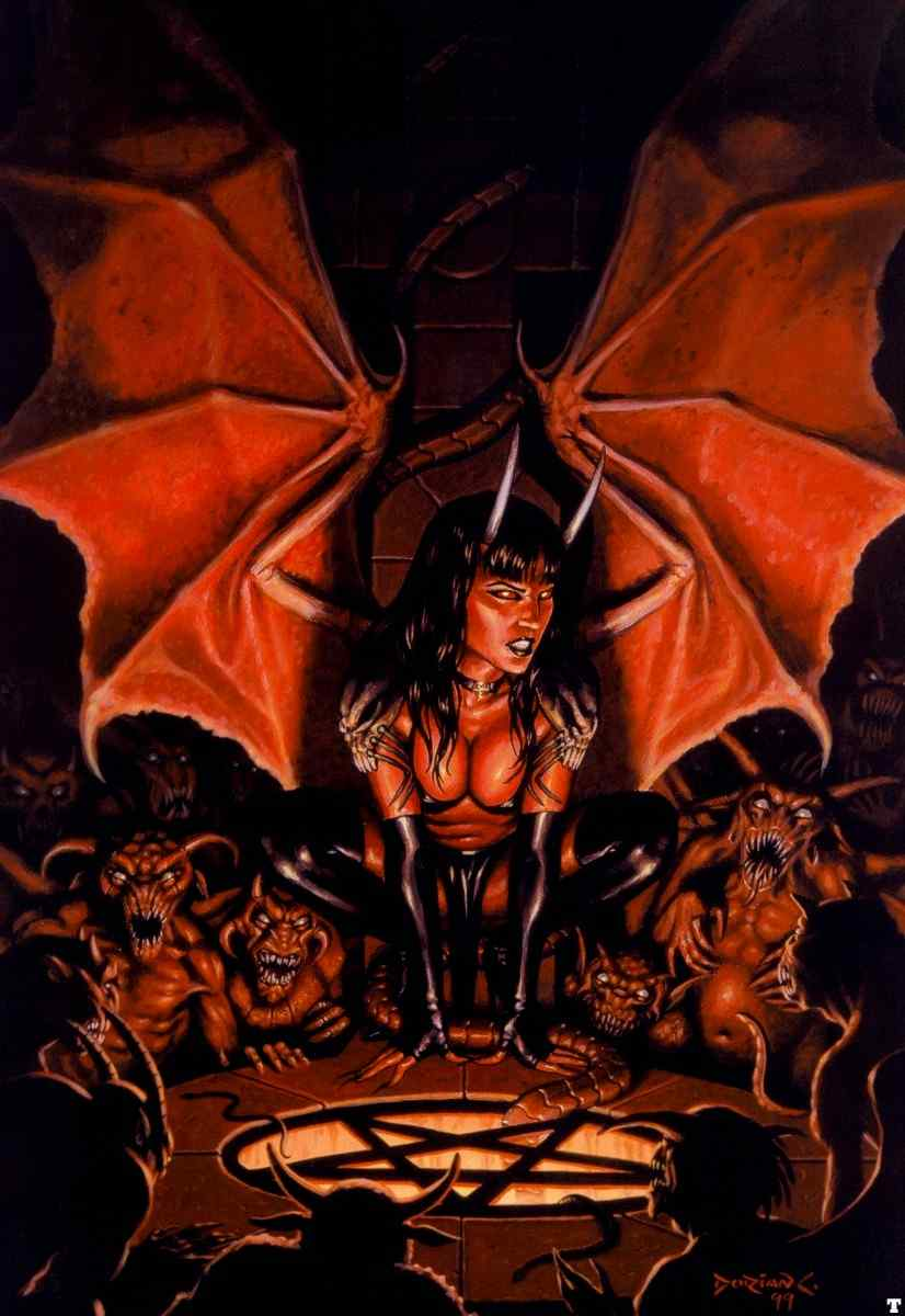 Succubus 3gp pron animated whore